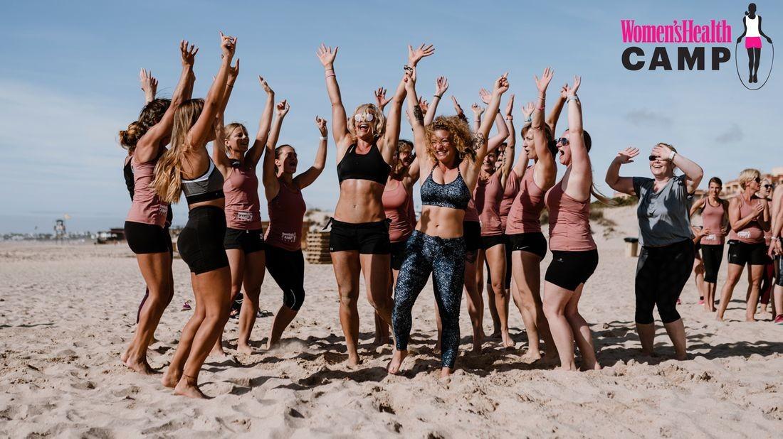Women's Health Camp Fitnessreise
