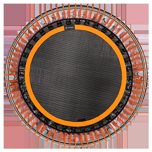 bellicon premium orange trampolin